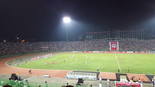ក្រុម Cambodia All Stars បំបាក់ Laos All Stars ៣ ទល់នឹង២