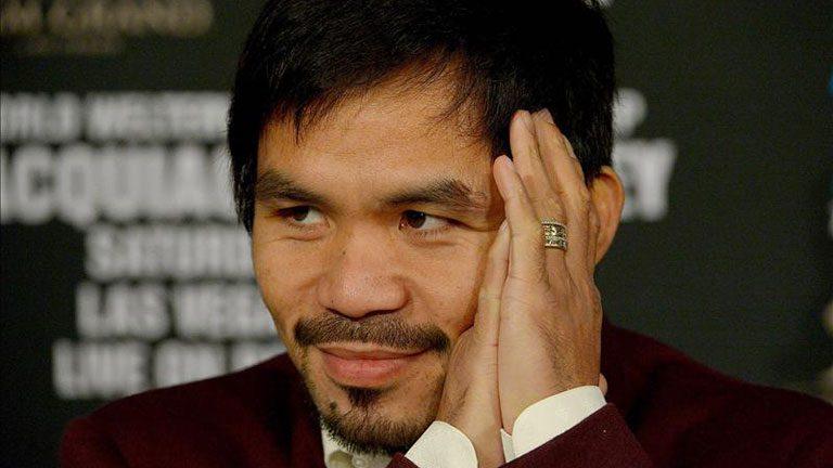Manny Pacquiaoជាគោលដៅនៃការចាប់ខ្លួនរបស់ក្រុមភេរវកម្ម