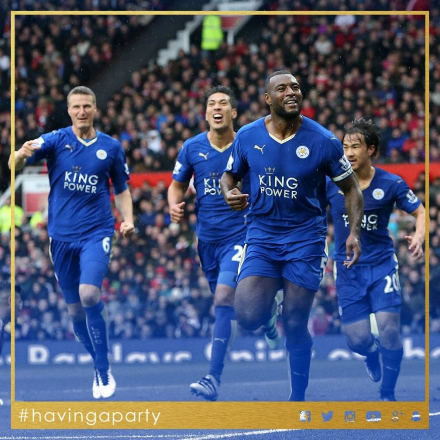 Leicester City ឈ្នះពានបង្កើតប្រវត្តិសាស្ត្រថ្មីនៅ Premier League