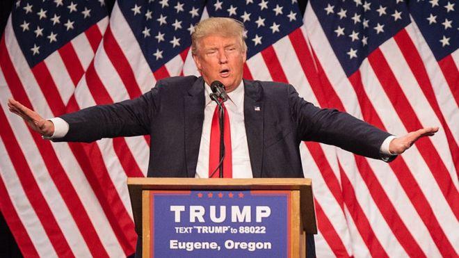 Donald Trump បន្ទន់ជំហរចំពោះការហាមឃាត់ជនមូស្លីម