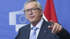 ប្រធានគណៈកម្មាធិការសហភាពអឺរ៉ុបលោក Jean-Claude Juncker (រូបភាពពី BBC)