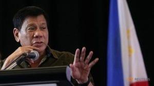 អនាគតប្រធានាធិបតីថ្មីហ្វីលីពីនលោក Rodrigo Duterte (រូបភាពពី AFP)