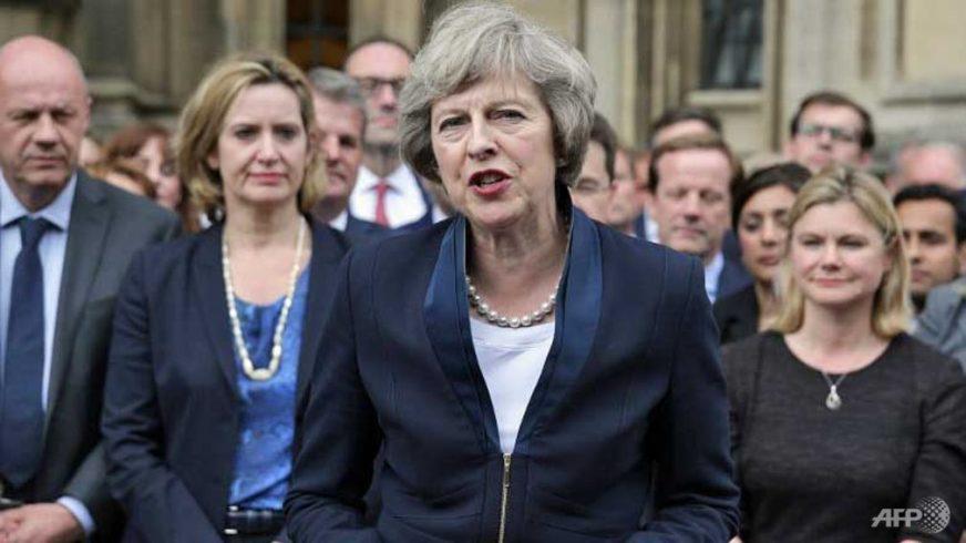 លោកស្រី Theresa May នឹងឡើងកាន់តំណែងនាយករដ្ឋអង់គ្លេសនៅសប្ដាហ៍ក្រោយ