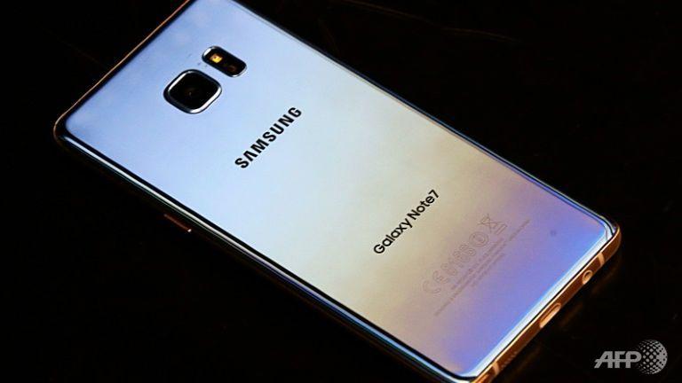 Samsung ប្រកាសផ្អាកលក់ និងដូរទូរសព្ទ Galaxy Note 7 ព្រួយបារម្ភរឿងសុវត្ថិភាព