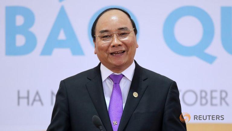នាយករដ្ឋមន្ត្រីវៀតណាមលោក Nguyen Xuan Phuc (Reuters)