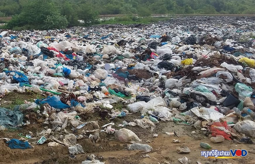 Investigation: Kratie People Health Affected by Sewage Runoff from Dumpsite