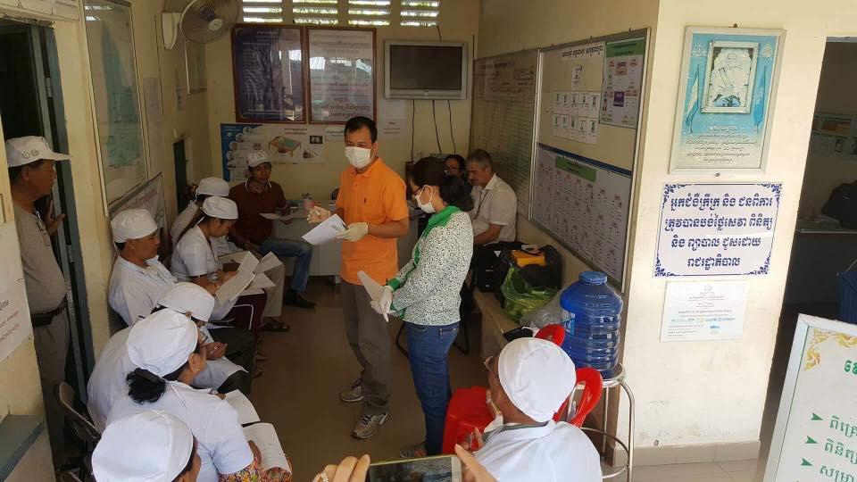 ក្រសួងសុខាភិបាលថា គ្មានមនុស្សឆ្លងជម្ងឺផ្ដាសាយបក្សី H5N1 ក្រោយរកឃើញផ្ទុះឡើងនៅកំពង់ចាម